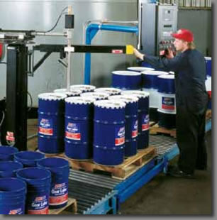 Amsoil synthetic oil in bulk 55 gallon drums for Motor oil 55 gallon drums wholesale